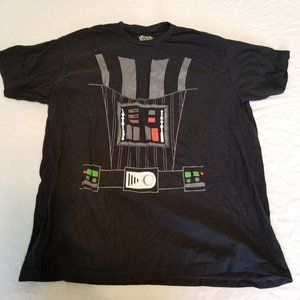 Star Wars Darth Vader Costume T Shirt